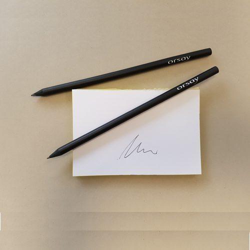 Bleistift schwarz