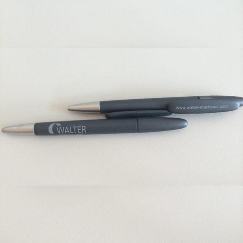 Kugelschreiber DS5 grau Prodir