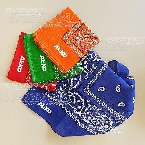 Bandana-Nickituch-Baumwolltuch-farbig-rot-gruen-gelb-orange-blau