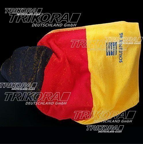 Duschtuch-Deutschland-schwarz-rot-gelb
