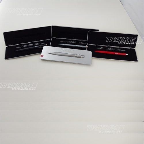 Caran d ͚ ache Druckkugelschreiber in hochwertig edlem Design