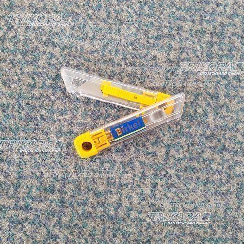 Kartonmesser, Messer, Cuttermesser, Sicherheitsmesser, Paketmesser