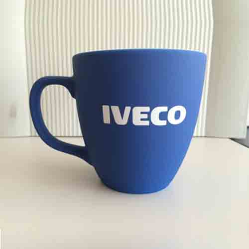 Tasse_SND blau IVECO