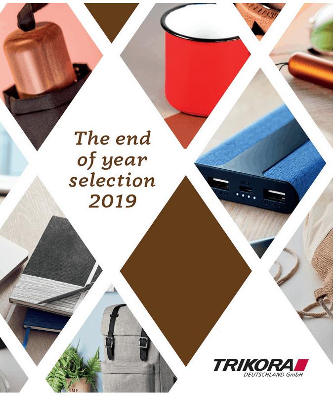 Trikora Deutschland Katalog Winter und Weihnachten 2019