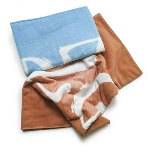 Handtuch bedruckt