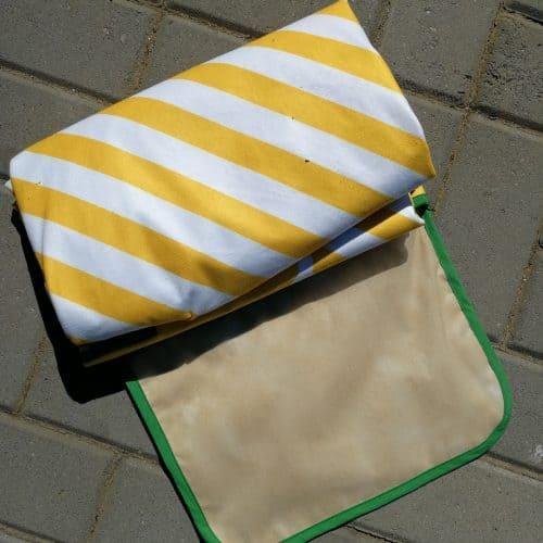 Decke für Picknick