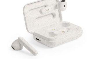 Bluetooth-Lautsprecher Weizenstroh / ABS
